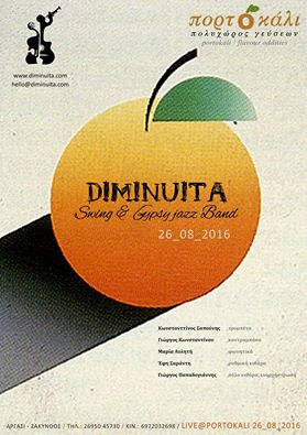 Diminuita Swing & Gypsy Jazz Band